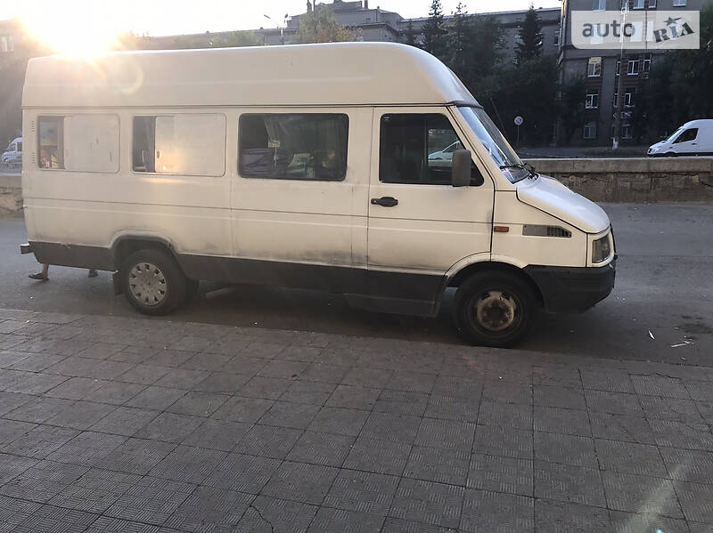 Iveco Daily груз.-пасс. 1997 в Днепре