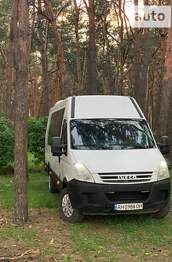 Легковой фургон (до 1,5 т) Iveco Daily груз.-пасс. 2008 в Харькове