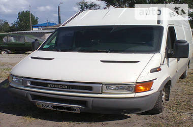 Iveco Daily груз. 2000 в Днепре