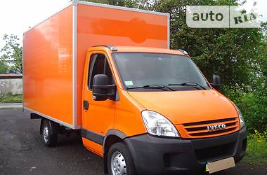 Iveco Daily груз. 2008 в Днепре