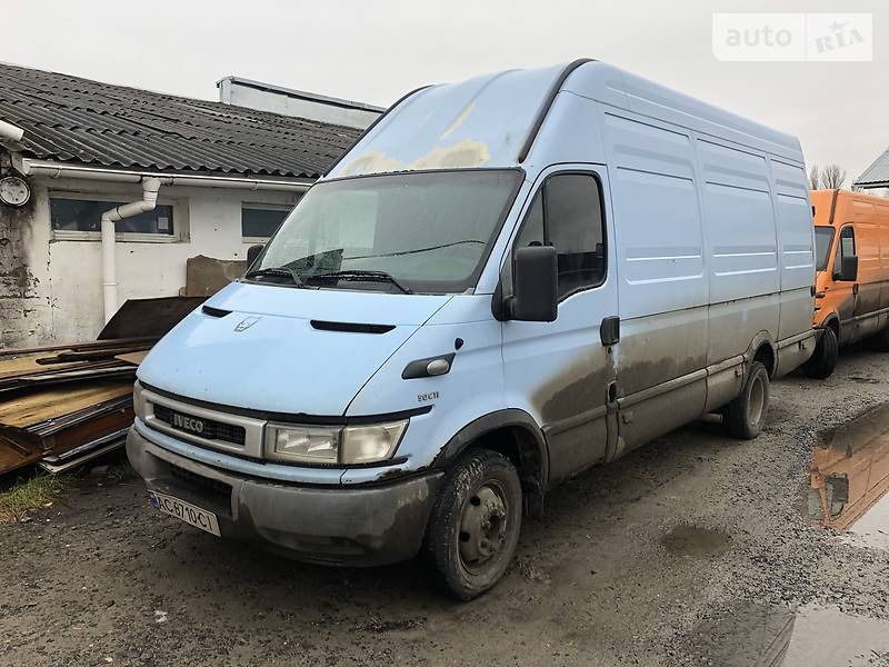 Iveco Daily груз. 2005 в Луцке