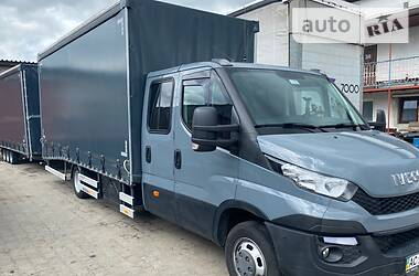 Iveco Daily груз. 2015 в Ковеле