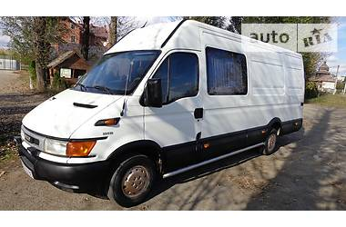 Iveco Daily пасс. 2004