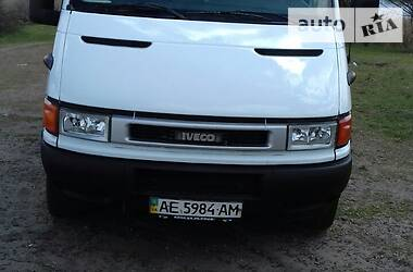 Iveco Daily пасс. 2002 в Днепре