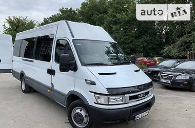 Iveco Daily пасс. 2000 в Луцьку