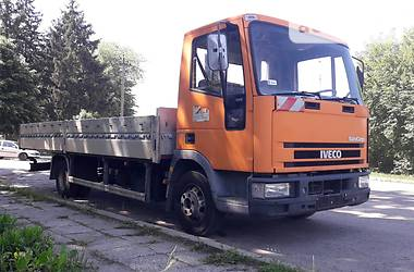 Iveco EuroCargo 1996 в Луцке