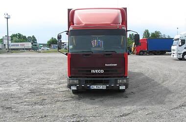 Iveco EuroCargo 2002 в Ковеле