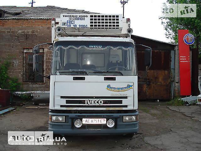 Iveco EuroCargo 1999 в Днепре