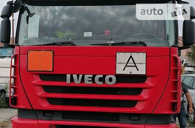 Зерновоз Iveco Magirus 2012 в Львове