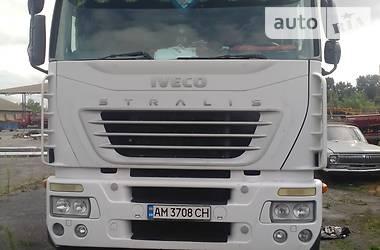 Тягач Iveco Stralis 2004 в Бердичеві