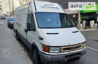 Iveco TurboDaily груз. 2001 в Киеве