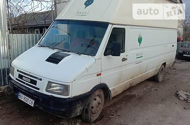 Фургон Iveco TurboDaily груз. 1997 в Тернополе