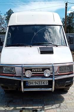 Фургон Iveco TurboDaily груз. 1999 в Татарбунарах