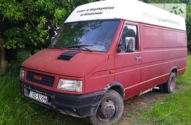 Микроавтобус грузовой (до 3,5т) Iveco TurboDaily груз. 1994 в Дунаевцах