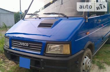 Iveco TurboDaily пасс. 1991 в Одессе