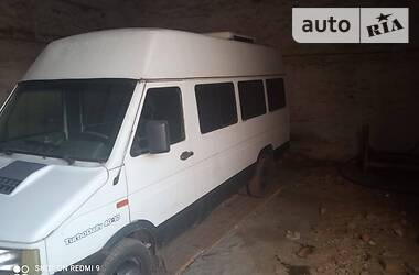 Микроавтобус (от 10 до 22 пас.) Iveco TurboDaily пасс. 1997 в Черкассах