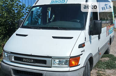 Микроавтобус (от 10 до 22 пас.) Iveco TurboDaily пасс. 2000 в Бердянске