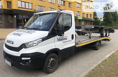 Автовоз Iveco TurboDaily 2016 в Луцке