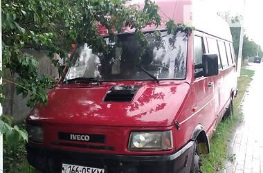 Микроавтобус (от 10 до 22 пас.) Iveco TurboDaily 1998 в Гостомеле