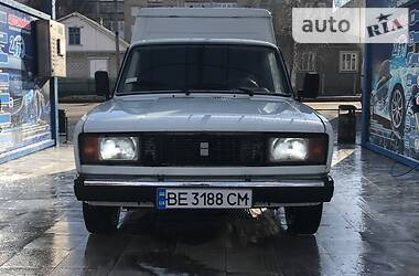 ИЖ 27175 2007 в Первомайске
