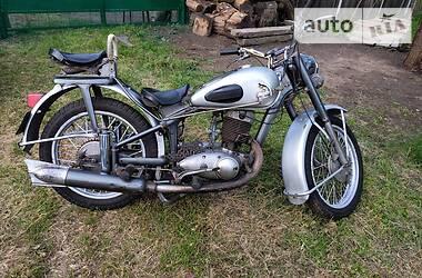 ИЖ 49 1957 в Лубнах
