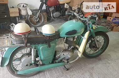 Мотоцикл Классик ИЖ Планета 2 1963 в Мелитополе