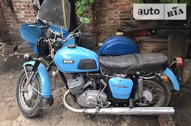 Мотоцикл с коляской ИЖ Юпитер 4 1983 в Ананьеве