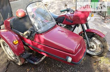 Мотоцикл с коляской ИЖ Юпитер 5 1991 в Торецке