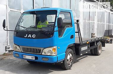 JAC CPD 2007 в Львове