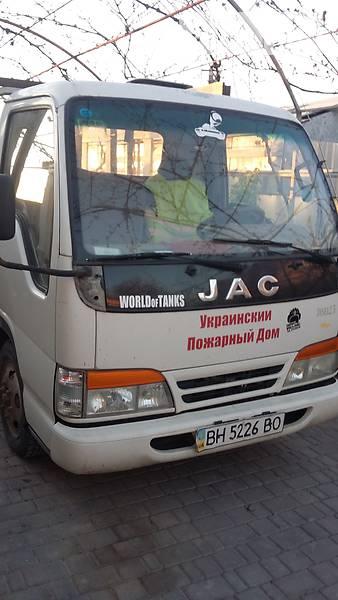 JAC HFC 1020K 2007 года
