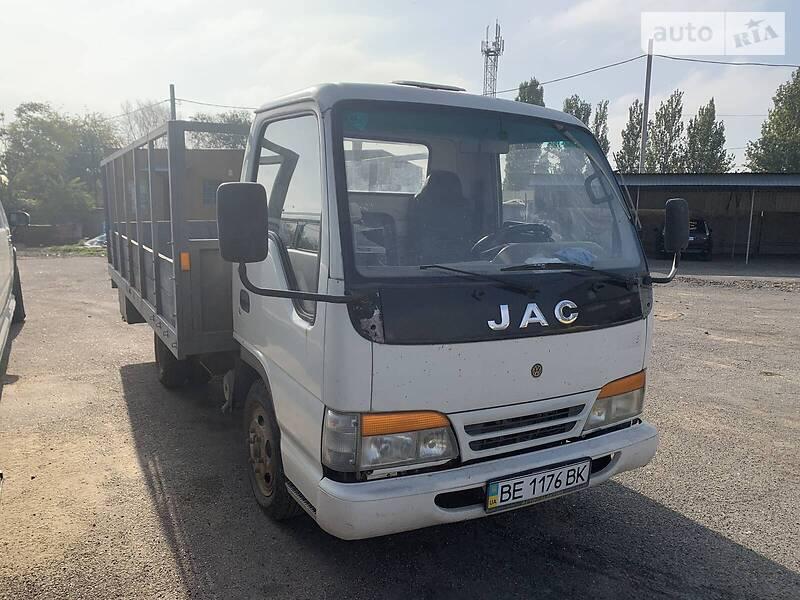 JAC HFC 1020K 2007 в Николаеве