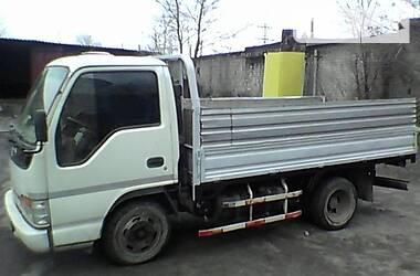 Бортовой JAC HFC 1020K 2007 в Запорожье