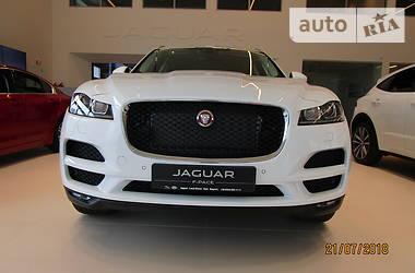 Jaguar F-Pace 2018 в Чубинском