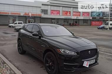 Jaguar F-Pace 2018 в Полтаве