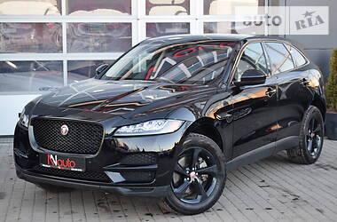 Внедорожник / Кроссовер Jaguar F-Pace 2019 в Одессе