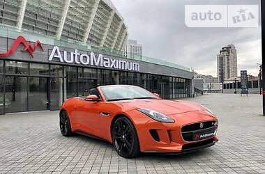 Jaguar F-Type 2013 в Киеве