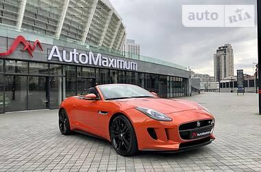 Jaguar F-Type 2013 в Киеве