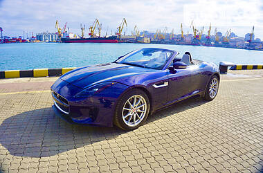 Jaguar F-Type 2017 в Одессе
