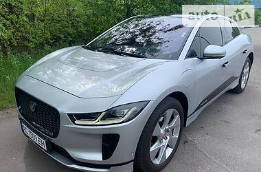 Jaguar I-Pace 2019 в Киеве