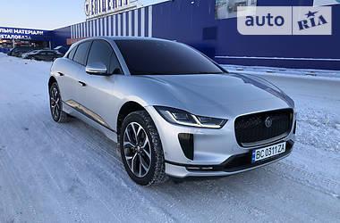 Jaguar I-Pace 2020 в Киеве
