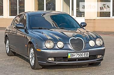 Jaguar S-Type 2002 в Одессе