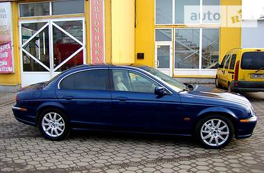 Jaguar S-Type 2001 в Львове