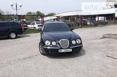 Jaguar S-Type 2005 в Львове