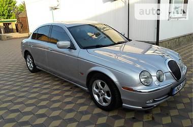 Jaguar S-Type 2001 в Полтаве