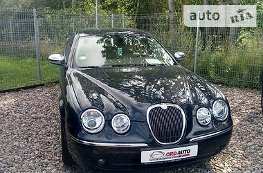 Jaguar S-Type 2004 в Киеве