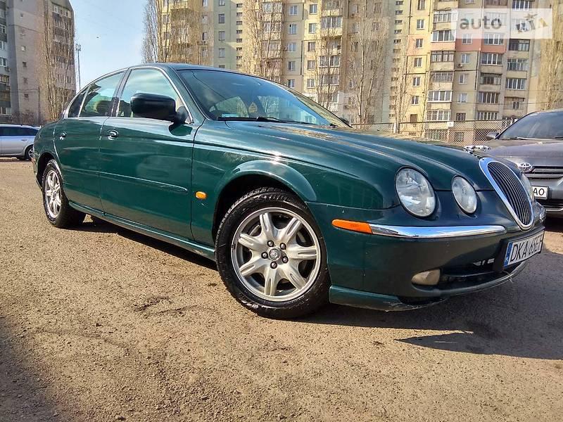 Jaguar S-Type 2001 года в Николаеве