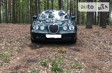 Jaguar S-Type 2004 в Чернигове