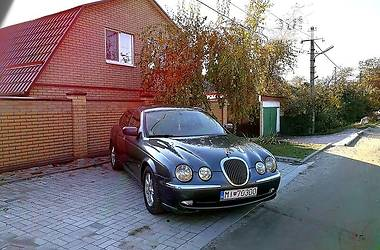 Jaguar S-Type 2001 в Днепре