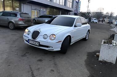 Jaguar S-Type 1999 в Ужгороде