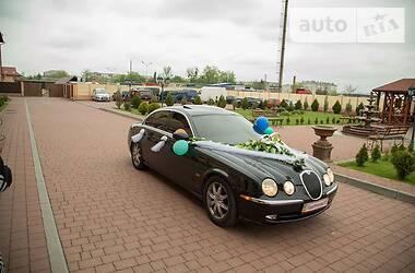 Jaguar S-Type 2004 в Львове